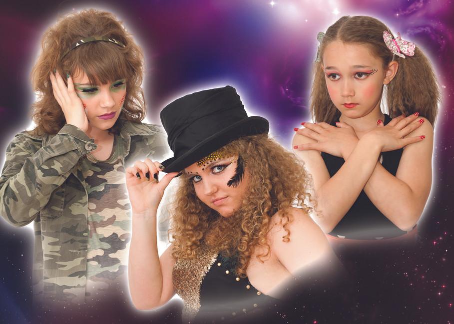 Cathlin Ross-Stewart, Laura Ely, Heather