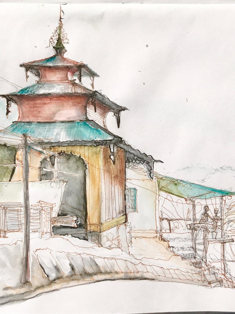 Tin Temple