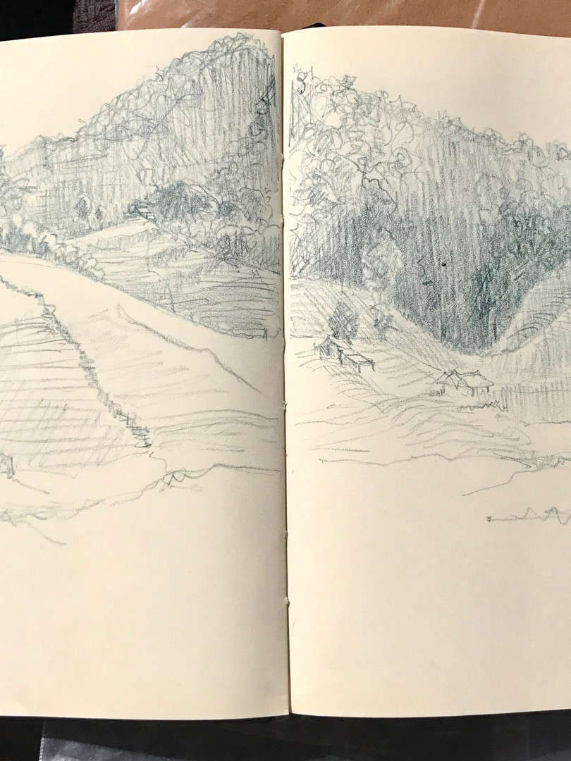 Kangsadarn Valley, North Thailamd