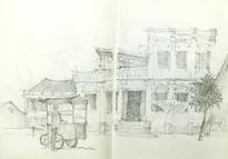 Hoi An street cart