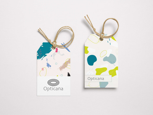 Opticana Accessories Label Tags
