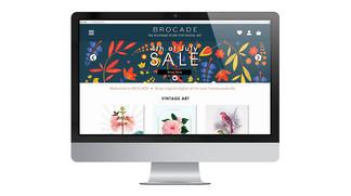 Branding and Website Design for Brocade