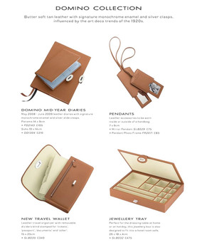 Brochure Design for Smythson
