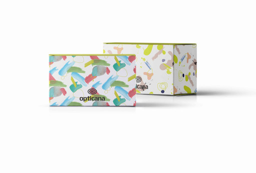 Opticana Accessories Packaging