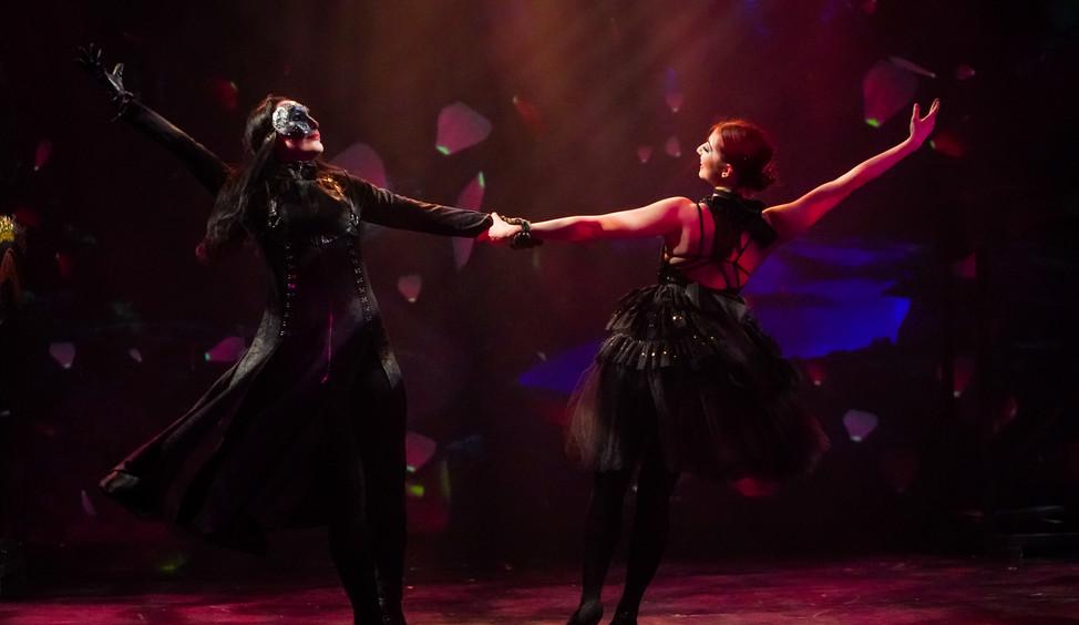Synetic Theater Phantom of the Opera Katherine DuBois Award Winning Director Producer Washington Post, Women in Theater, Cinematic Theater