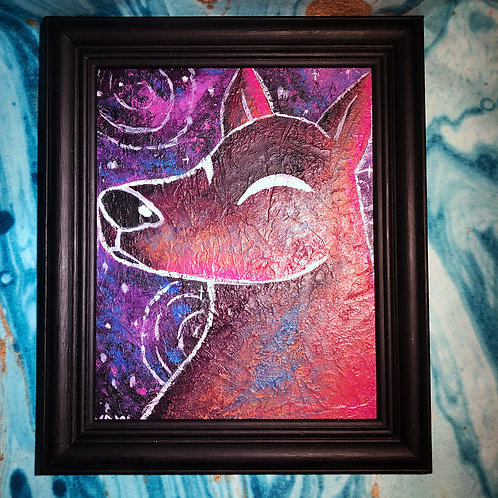 "Framed Original ""Starlight"""