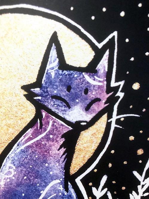 Starfox Print