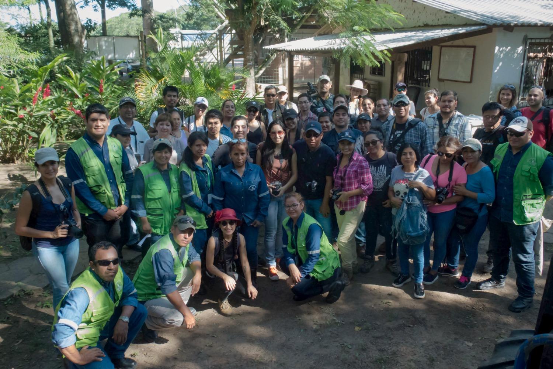 Photowalk Reserva Municipal Curichi la Madre