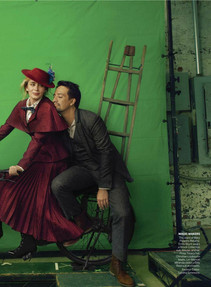 Mary Poppins is Gonna Win Awards