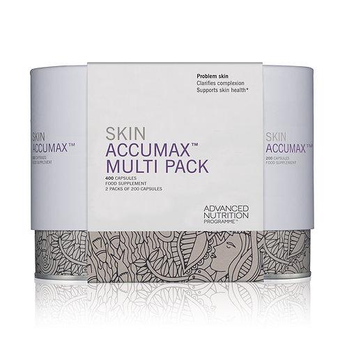 Skin Accumax - 400 Capsules