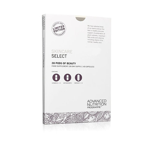 Skincare Select Box - 28 Day Blister Pack