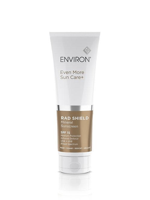 RAD SHIELD® Mineral Sunscreen - 125ml