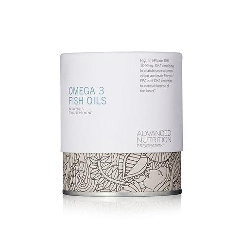 Omega 3 Fish Oils - 60 capsules