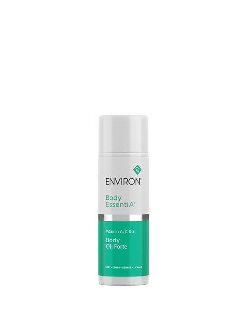 Body EssentiA Enhanced A, C & E Body Oil Forte - 100ml