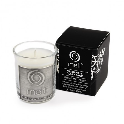 Verbena & Clary Sage - Room Scented Candle