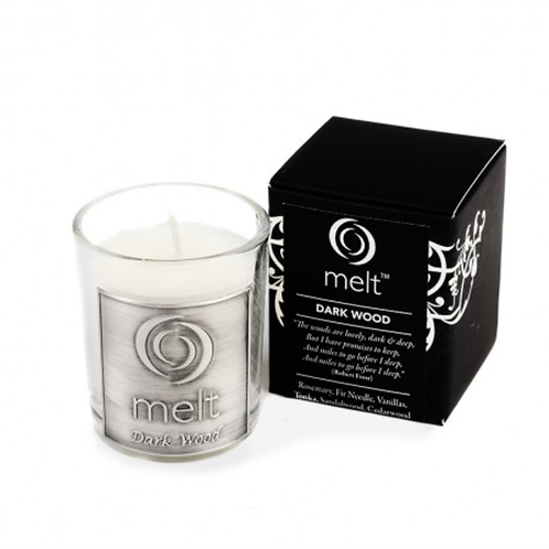 Dark Wood - Room Scented Candle