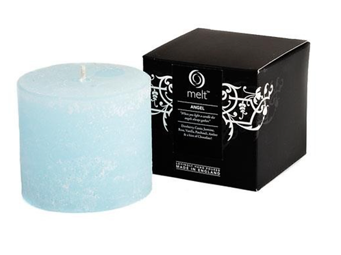 Angel - Short & Fat - Scented Candle