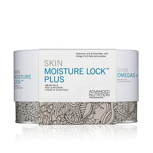 Skin Moisture Lock Plus - 120 Soft Gels