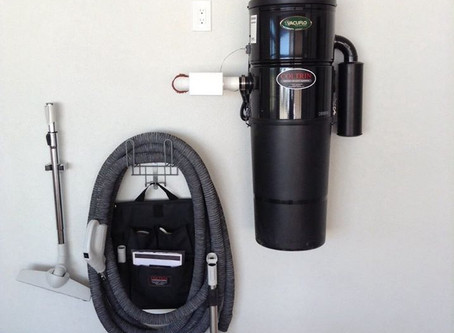 Installing Central Vaccum Systems in a Pre-Existing Home