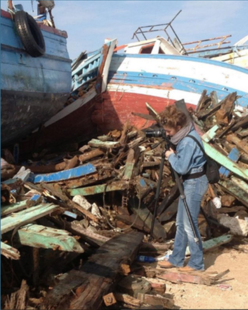 Lampedusa, Italy 2013 - 2014