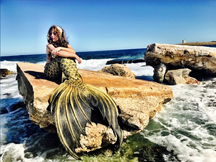 Mermaid Change