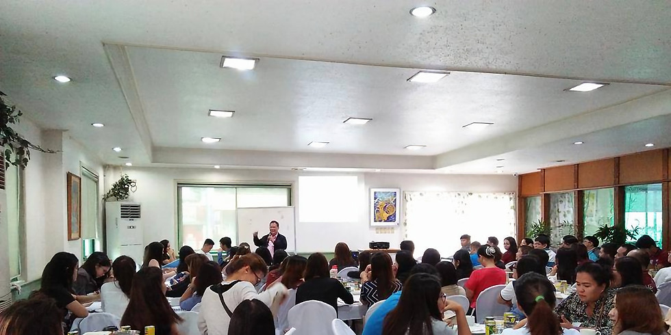 Seminar on PFRS for Small Entities