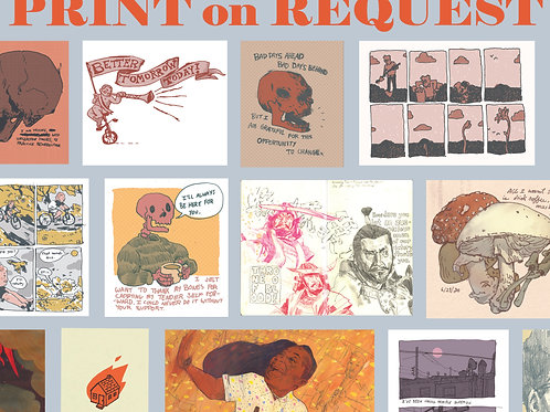 Request a Print (Small)