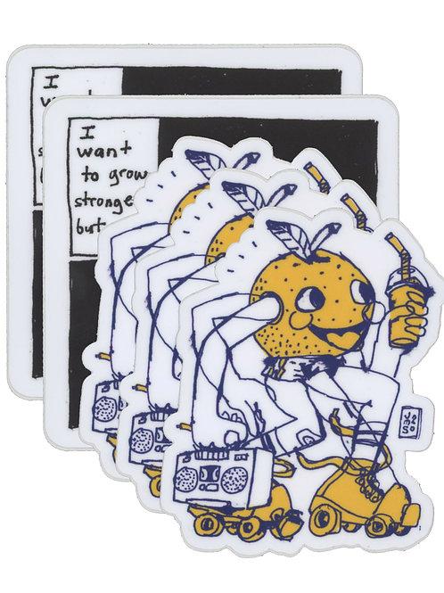 Mix and Match Sticker Pack