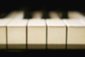 Keys Close-up