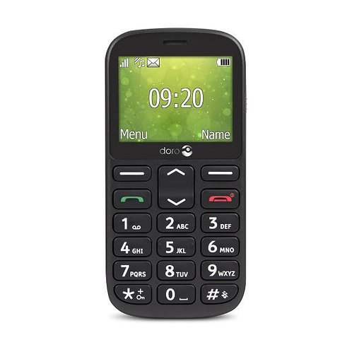Doro 1360 Easy mobile phone with Big Buttons and camera