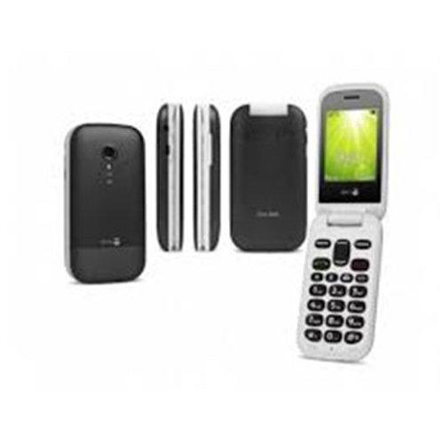 Doro 2404 Big Button Flip Clamshell Mobile phone Unlocked Sim Free