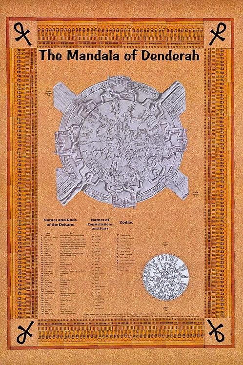 The Mandala of Dendera Poster