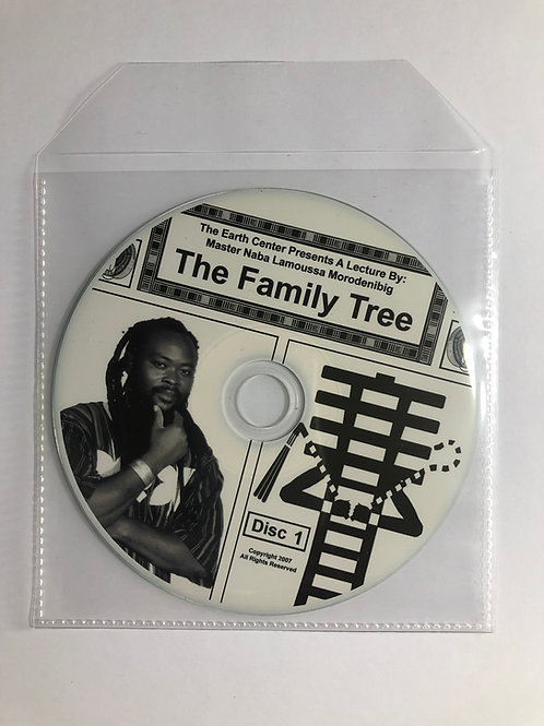 The Family Tree Lecture CD