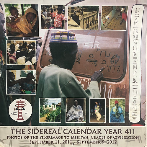 The Sidereal Calendar Year 411