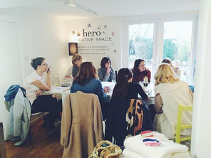 Body Shape Master Class With Melissa Murrell & Hero, Stockbridge