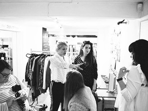 MM Styling Academy Talks to Local Blogger Hayley Stuart