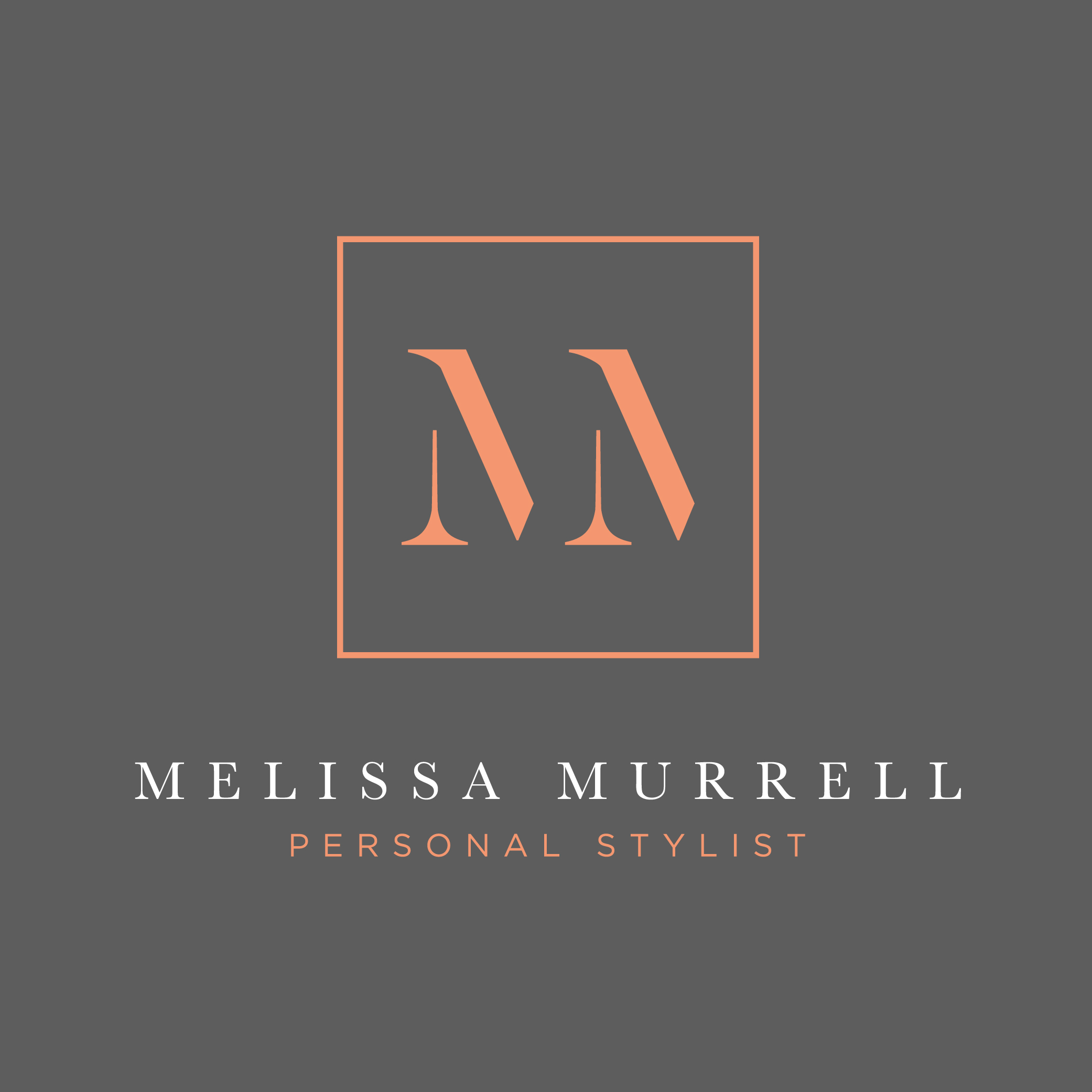 MM Personal Styling Grey logo