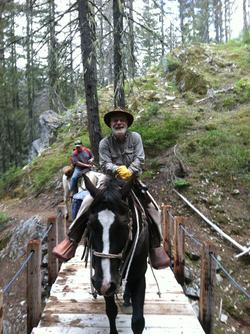 Bridge at Shovel Creek