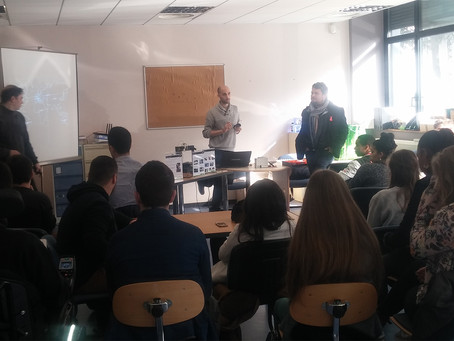 Découvrir l'impression 3D - Les ateliers-conférences d'Exprezis