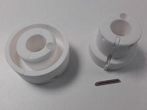 pièce impression 3D scania exprezis