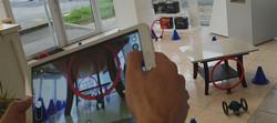 pilotage drones terrestres web