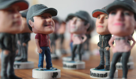 Mini-figurines Evenzis
