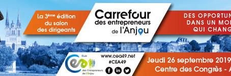 3ème édition du salon des entrepreneurs de l'Anjou