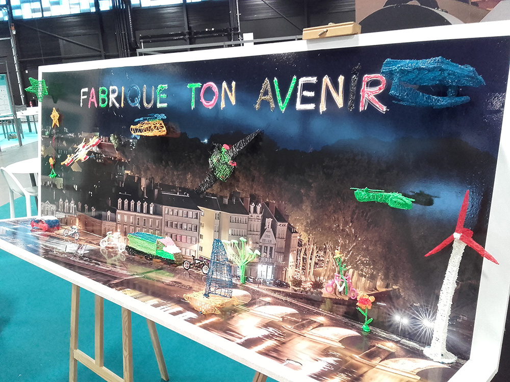 Animations - Tableau de la 3D 2