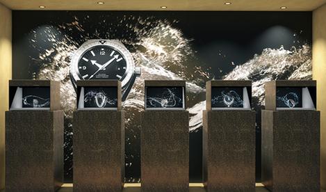 Hologrammes de montres