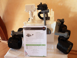 ALM - Le parcours de la 3D Rover Curiosi