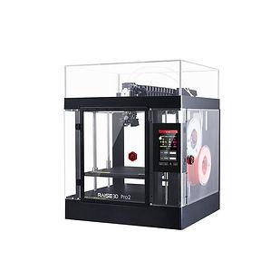 raise 3D pro 2 exprezis vente machine 3d imprimantes