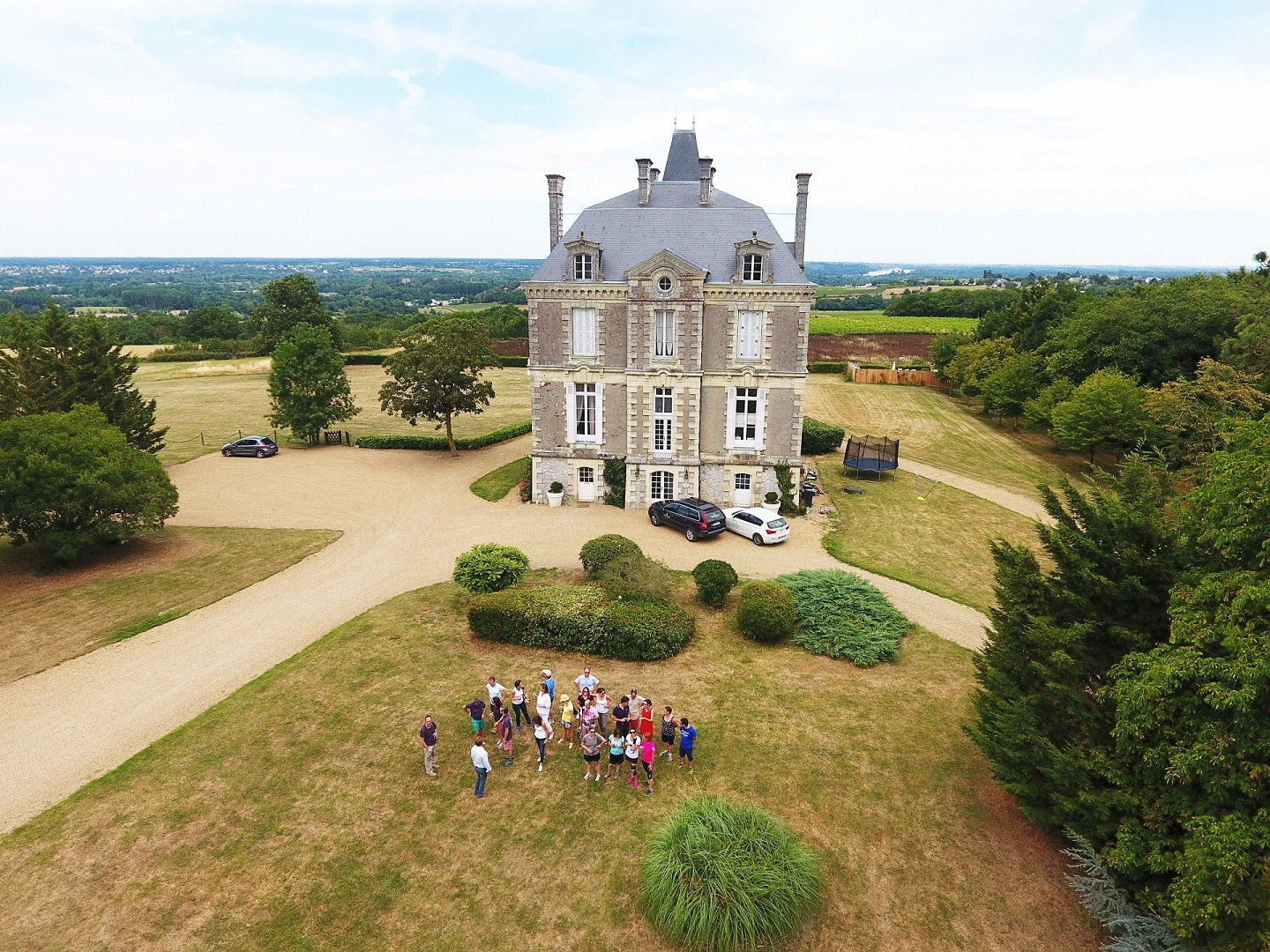Drone_chateau