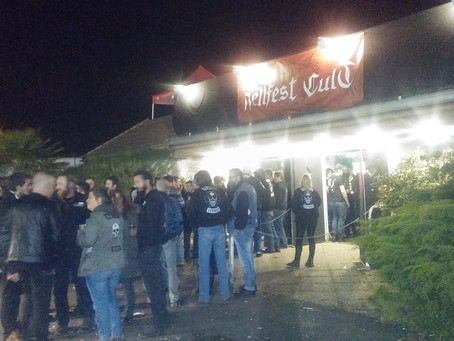 Direct live du Hellfest Cult