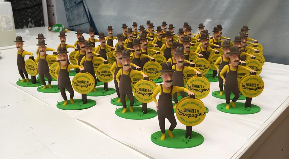 Statuettes éleveur - Trophées